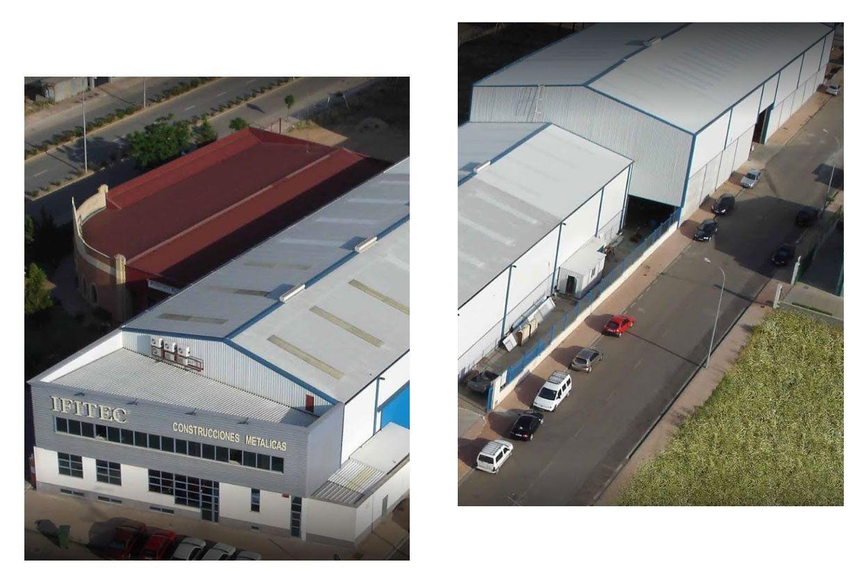 IFITEC Construcciones metálicas - Quiénes somos