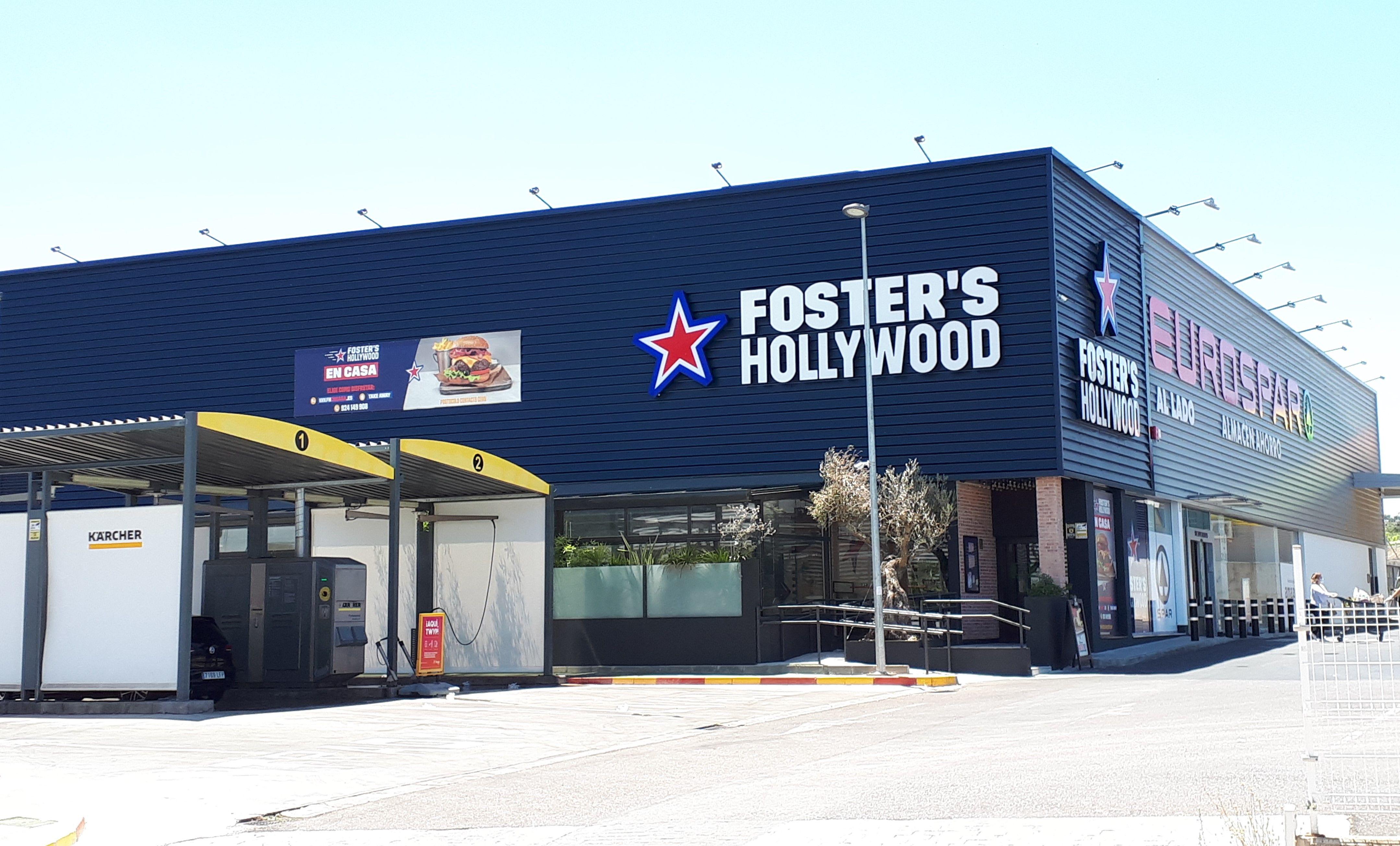 Foster Hollywood Mérida